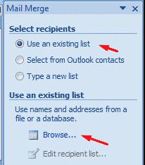 Panduan Cara Membuat Mail Merge di MS Word