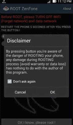 Cara Root Asus Zenfone 6 Tanpa PC