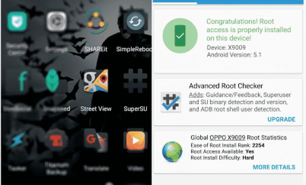 Cara Root Oppo F1S Tanpa
