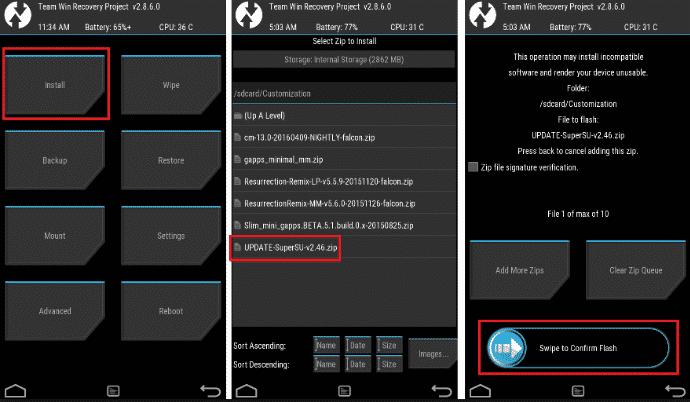 Cara Root Xiaomi Note 4X Tanpa PC