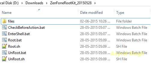 ZenfoneRootKit