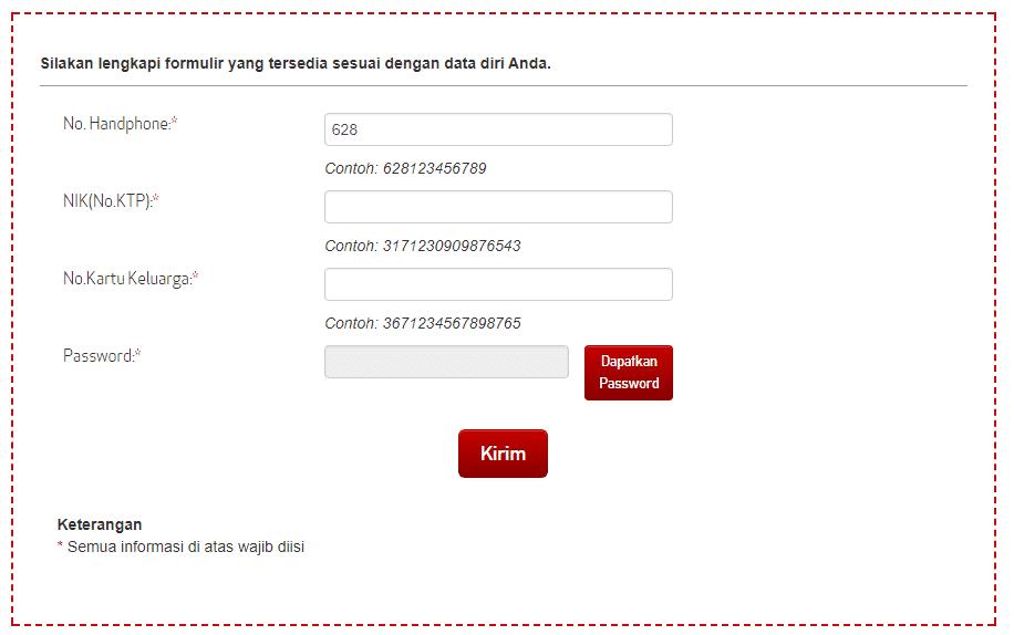 Mudah Cara Registrasi Ulang Kartu Telkomsel Online