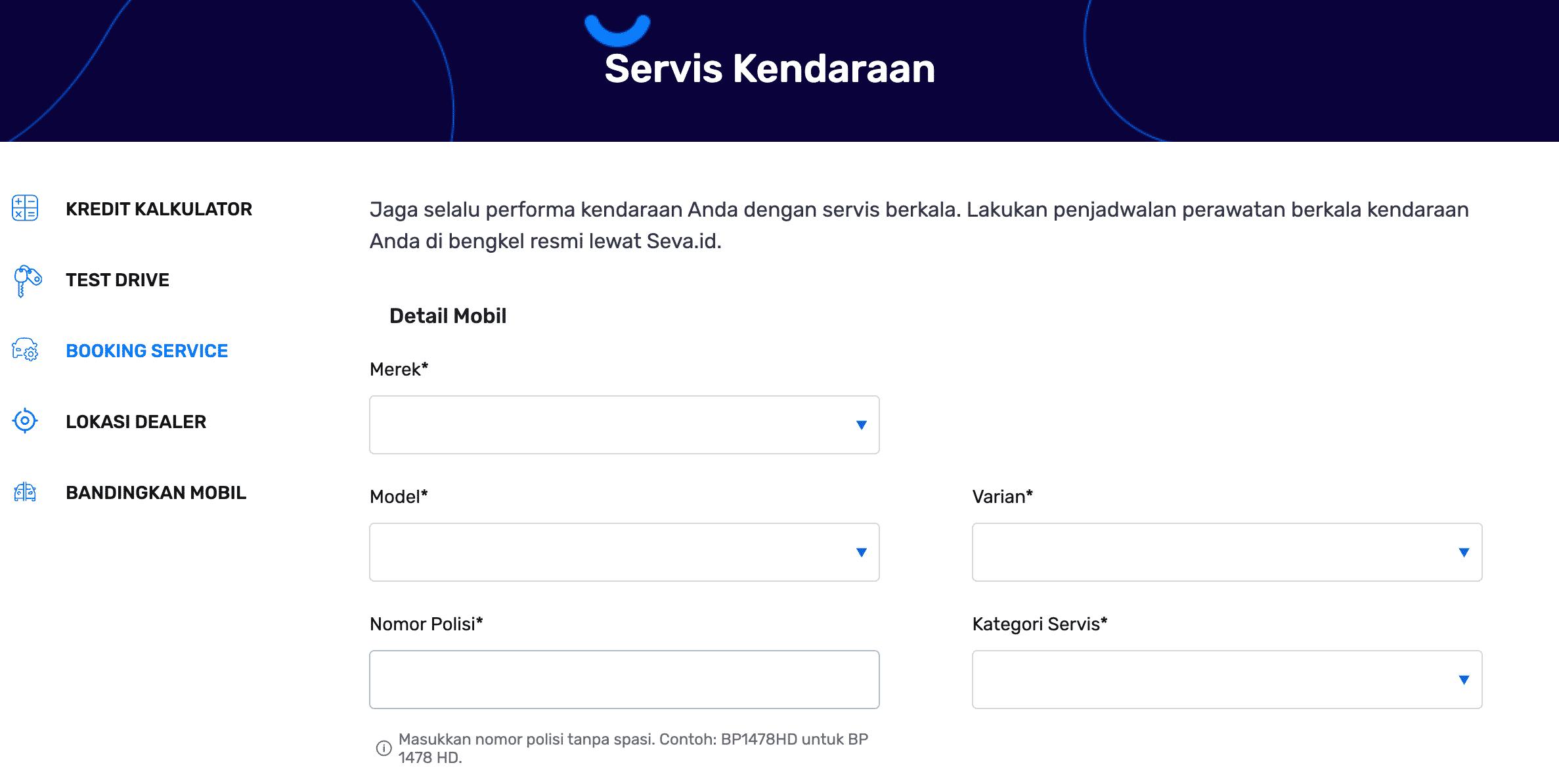 Booking-untuk-Servis-Kendaraan