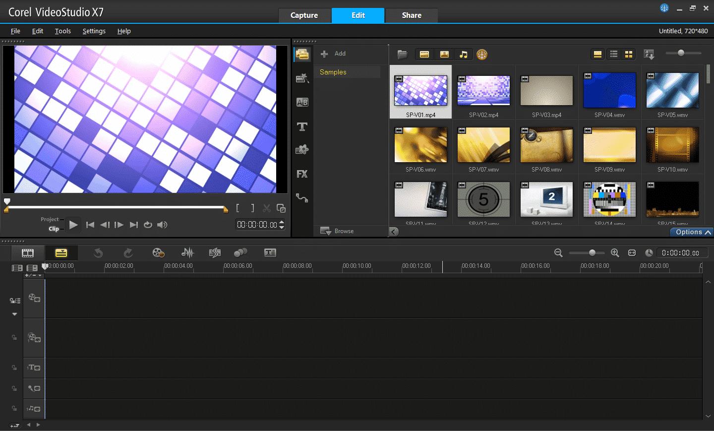 Corel-Video-Studio-X7